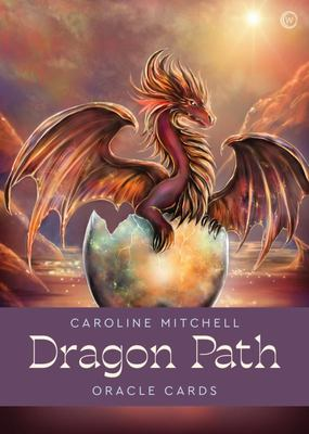 Dragon Path Oracle Cards - A 33 Card Deck & Guidebook