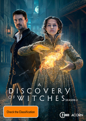 Discovery of Witches Season 2