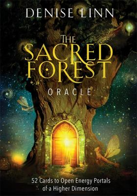 The Sacred Forest Oracle - 52 Cards to Open Energy Portals of a Higher Dimension