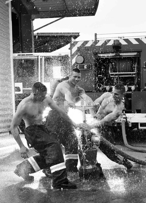 On Fire - The Firefighters of France