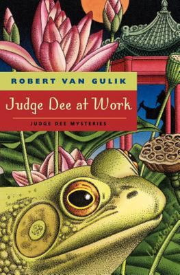 Judge Dee at Work - Eight Chinese Detective Stories