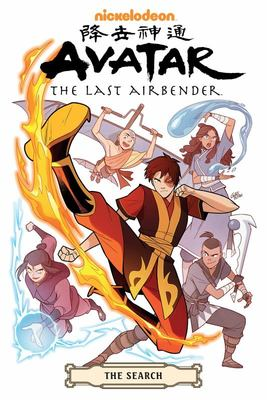 Avatar: the Last Airbender - The Search Omnibus #2