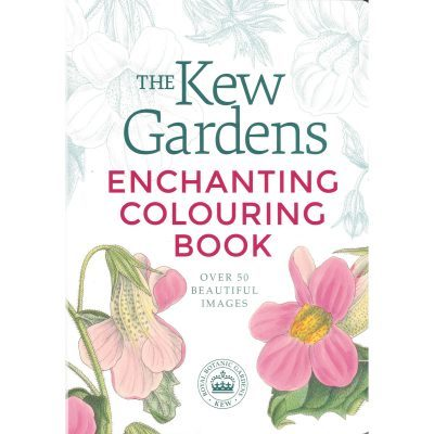 Kew Gardens Enchanting Colouring Book