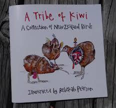 A Tribe of Kiwi - A Collection of New Zealand Birds
