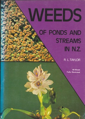 Weeds of Ponds and Streams in N.Z.