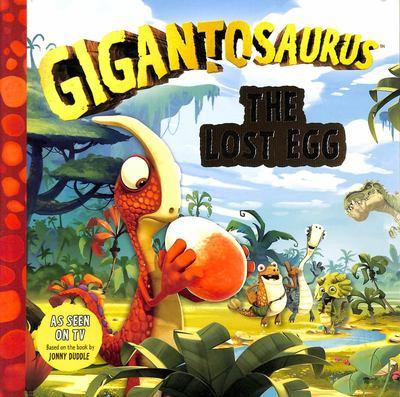 The Lost Egg (Gigantosaurus)