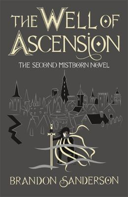 Well of Ascension (#2 Mistborn Trilogy) (HB)