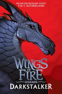 Darkstalker (Wings of Fire: Legends #1) HB