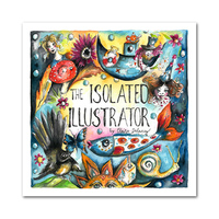 Homepage the isolated illustrator book 3