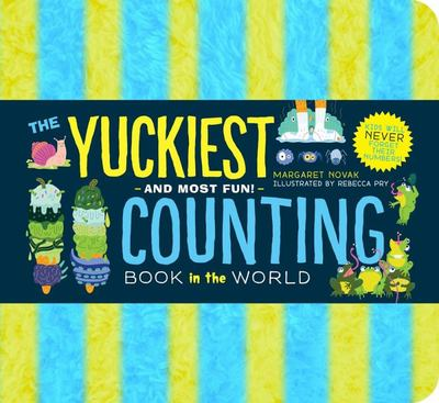 The Yuckiest Counting Book in the World! - Kids Will Never Forget Their Numbers!