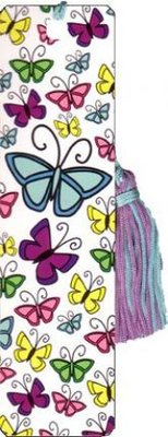Bookmark - Butterflies