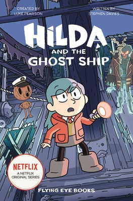 Hilda and the Ghost Ship (#5)