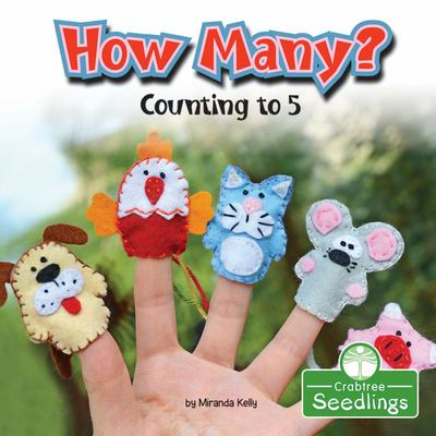 How Many? Counting To 5