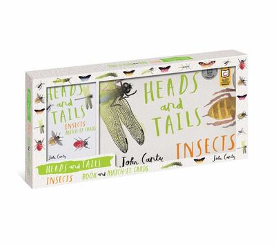 Heads and Tails Insects Gift Pack