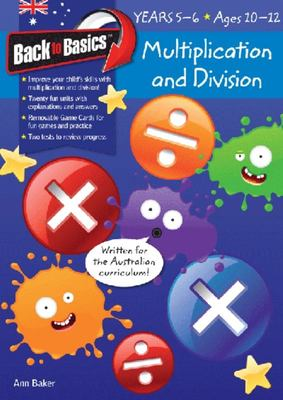 Multiplication & Division Years 5-6 (Back To Basics)