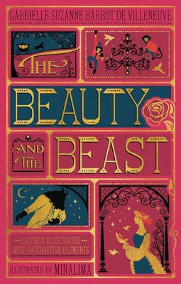 The Beauty and the Beast (Minalima Classics)