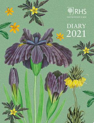 RHS Royal Horticultural Society  Pocket Diary 2021