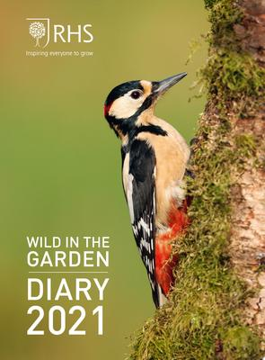 RHS  Royal Horticultural Society  Wild in the Garden Pocket Diary 2021