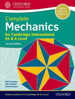 Complete Mechanics for Cambridge International AS and A Level