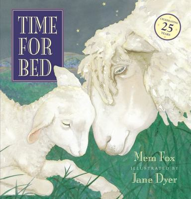 Time for Bed (25th Anniversary Ed HB)
