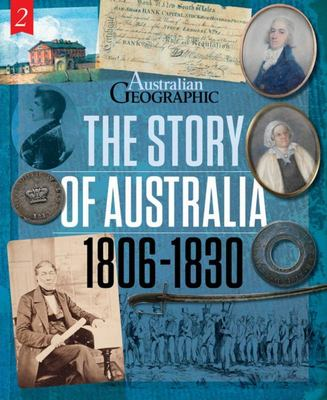 The Story of Australia - 1806-1830