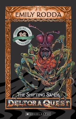 The Shifting Sands (Deltora Quest: Series 1 #4)