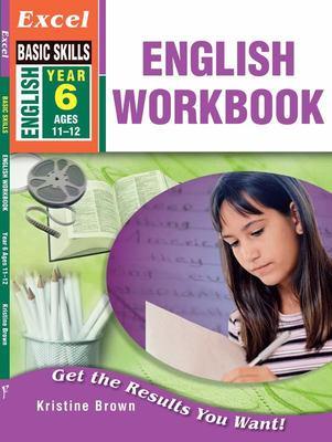 Year 6 English Workbook - Excel Basic Skills