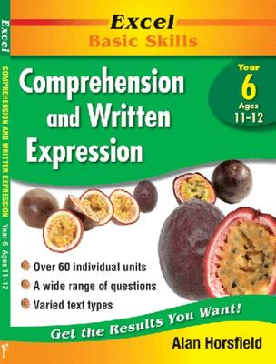 Year 6 Comprehension and Written Expression Basic Skills- SECONDHAND