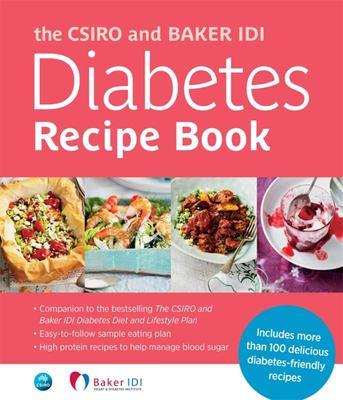 CSIRO and Baker IDI Diabetes Recipe Book