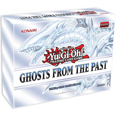 PREORDER [ MAR 25th ] Yugioh - Ghosts From The Past Boxed Set