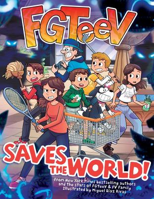 FGTeeV #2 Family Gamer Graphic Novel