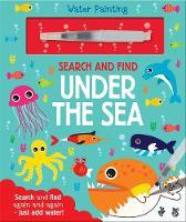 Under the Sea Paint with Water Search and Find