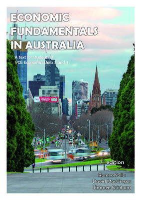 ECONOMIC FUNDAMENTALS IN AUSTRALIA New 7th edition for 2021-22
