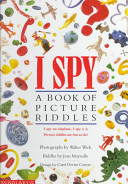 I Spy Picture Riddles: A Book of Picture Riddles