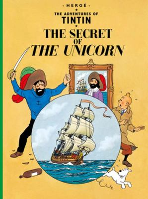 The Secret of the Unicorn (#11 Tintin)