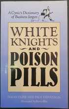 Homepage maleny bookshop white knights and poison pills