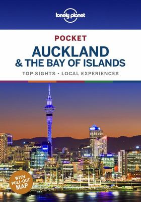 Lonely Planet Pocket Auckland & the Bay of Islands 1