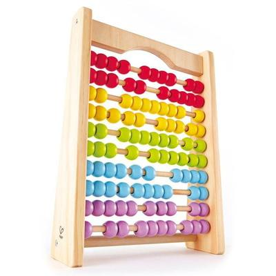 Wooden Bead Abacus