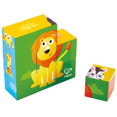 Jungle Animal Block Puzzle