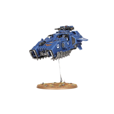 48-45 Space Marines Storm Speeder