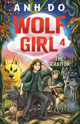 The Traitor (Wolf Girl #4)
