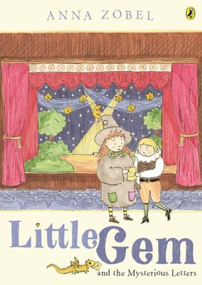 Little Gem and the Mysterious Letters (Little Gem #2)