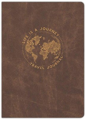 Life Is a Journey Travel Journal