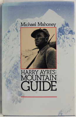 Harry Ayres - Mountain Guide