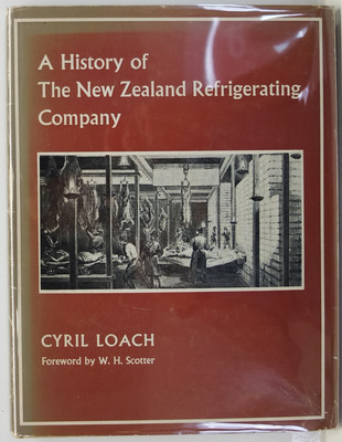A History of the New Zealand Refrigerating Company