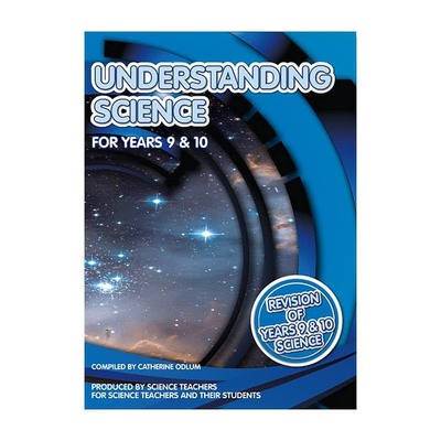 Understanding Science for Years 9 & 10 (NZ Year 10-11)
