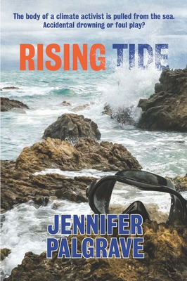 Large rising tide front cover with splash