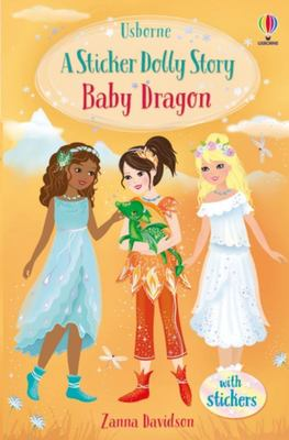 Baby Dragon (Sticker Dolly Stories #4)