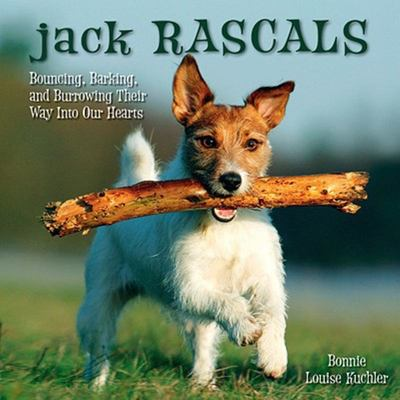 and Burrowing Their Way Into Our Hearts  Barking Jack Rascals: Bouncing