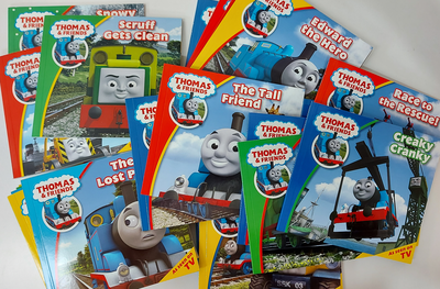 Thomas & Friends Assorted Books